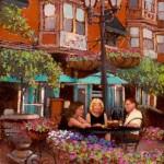 De Pasquale Square Diners by David Felix