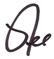 Lee New Signature