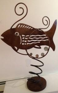 Fish by Whitmore Boogaerts