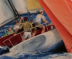 Harmonious Sails detail 2