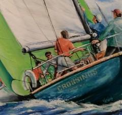 Harmonious Sails detail