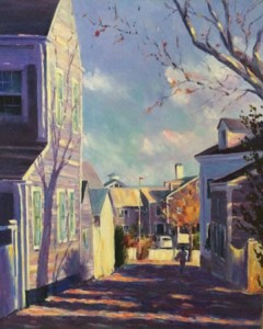 Ash Lane, Nantucket