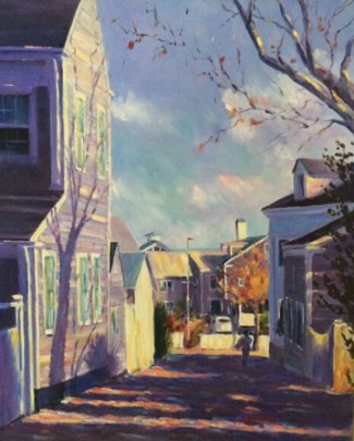 Ash Lane, Nantucket