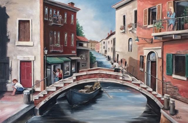 Rio San Felice, Venice