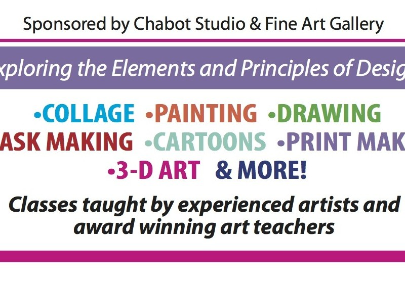 Art Camps & Classes