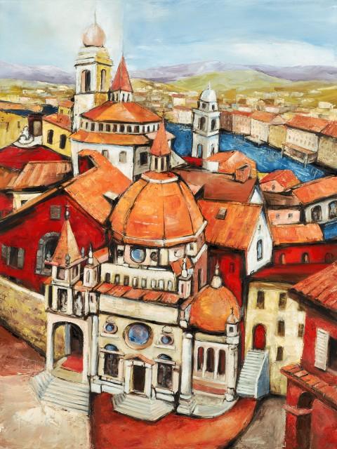 Una Basilica del Villagio