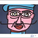 """Chef Ala Mode"" Limited Edition Lithograph by Ringo Star"
