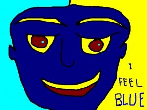 """ I Feel Blue"""