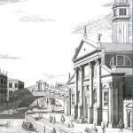 """""""Capriccio, San Giorgio with the Rialto Bridge, Venice"""""""