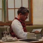 El Soldado-portrait of William T Vollman