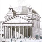 """The Pantheon, Rome"""