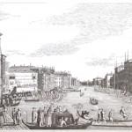 """""""Venice, The Carnival Regatta On The Grand Canal"""""""
