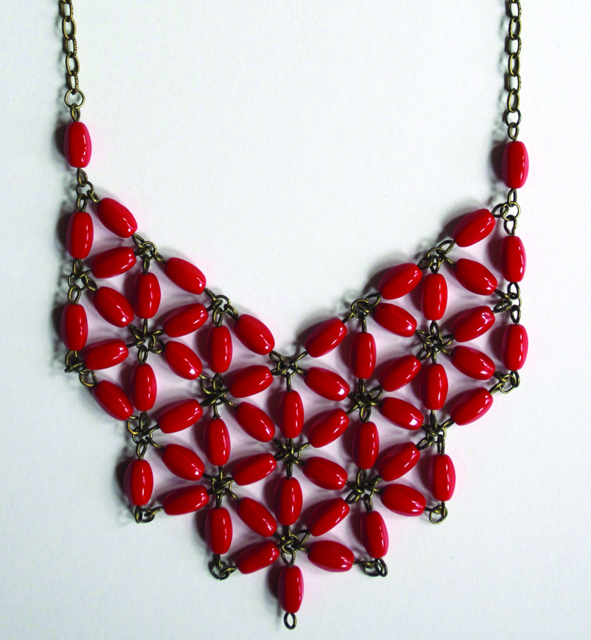 """ Red Necklace"""