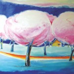"""""""Pink Orchard"""""""