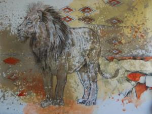 """Africa -Lion"""