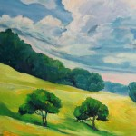 """Two Trees on Golden Hill"""