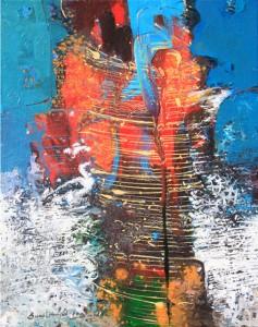 Rhythm by Sunil Howlader