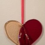 Glass Hearts donated by Alice Benvie Gebhart