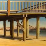 The Wharf by Robin Wessman