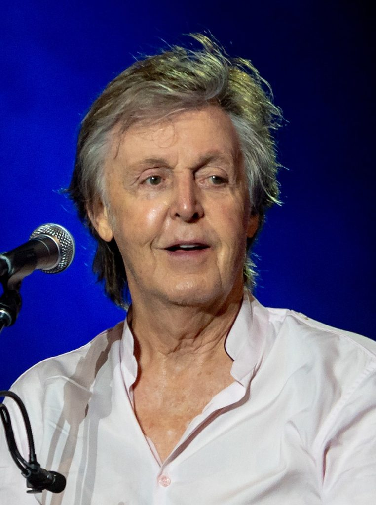 Paul McCartney Oct. 2018